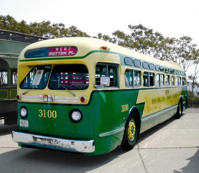 Event: NY Transit Museum Exhibit