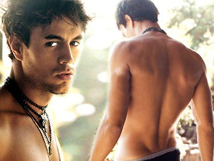 Enrique Iglesias: NAKED IN MIAMI?!