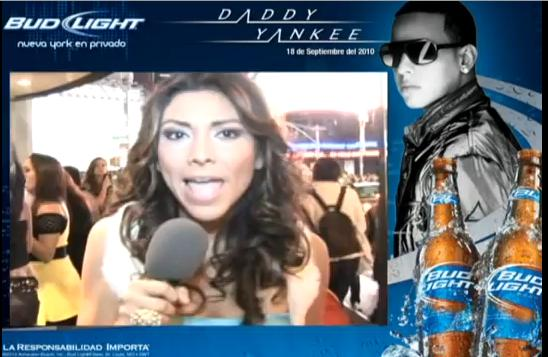VIDEO: Bud Light Presents Daddy Yankee!