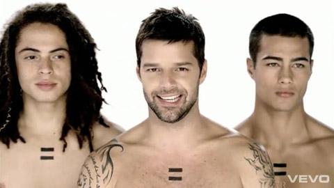VIDEO: Ricky Martin's New Single!