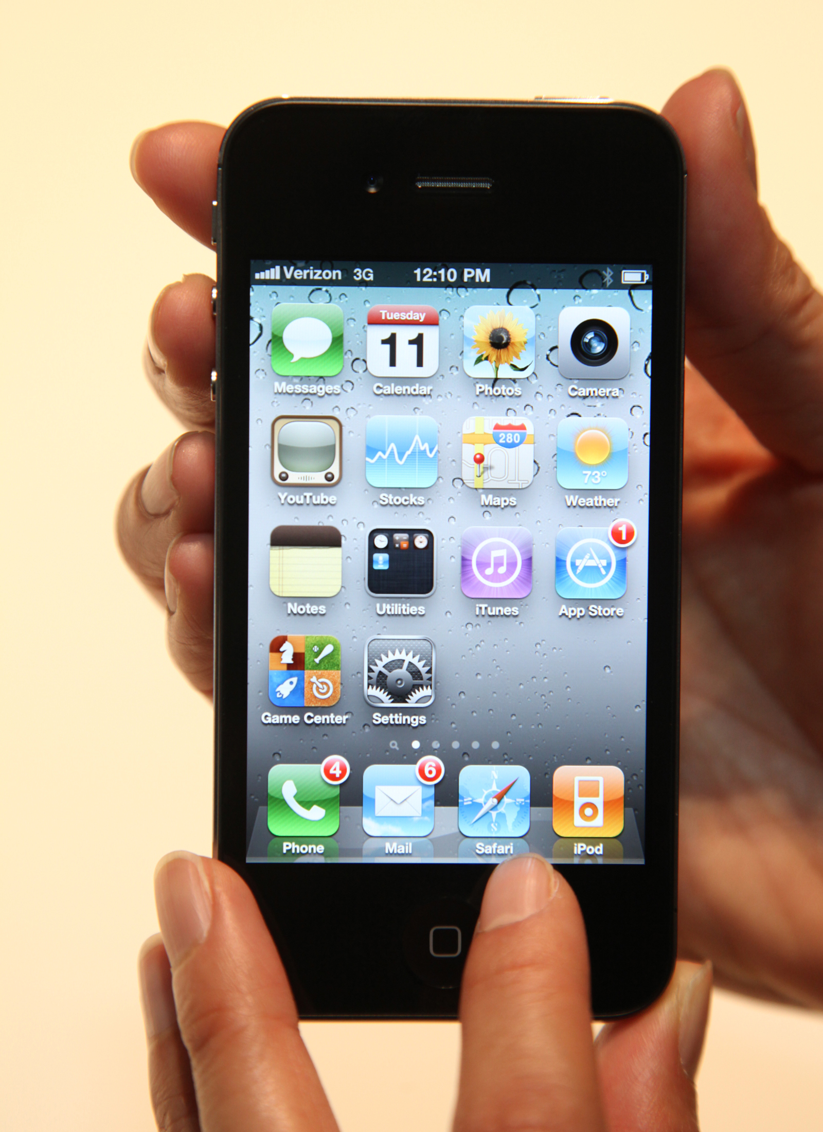 iPhone 4:: Available NOW!