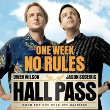 TWITTER TREND OF THE DAY: Hall Pass