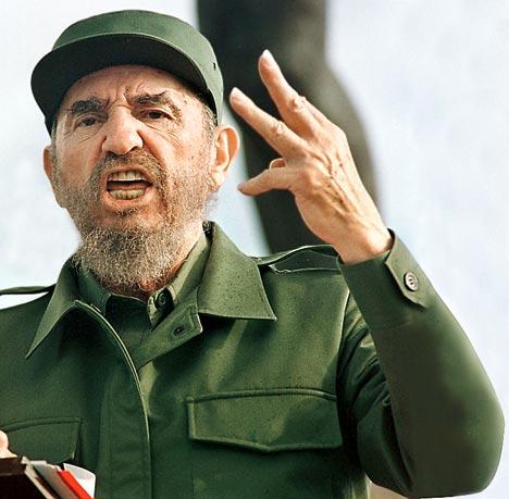 BREAKING NEWS: Fidel Castro Steps Down!