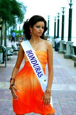 Ex Miss Honduras Arrestada Bajo el Cargo de Lavado de Dinero