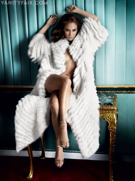 J-Lo Trying to be the next Elizabeth Taylor