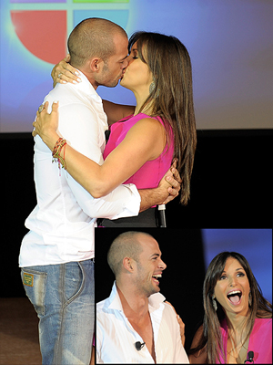 look whose kissing william levy � latintrendscom