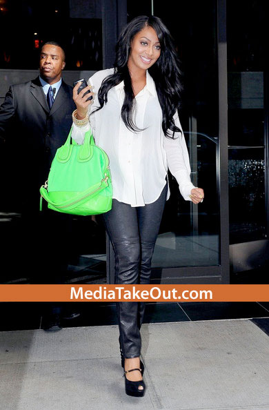Lala Vasquez & Kim Kardashian: Together Again!