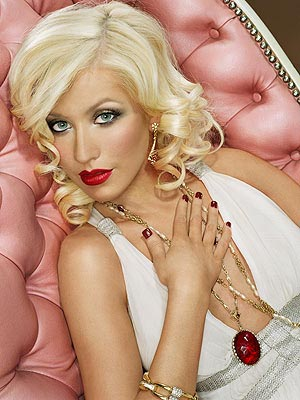 Christina Aguilera is in the Works for a Raw Album