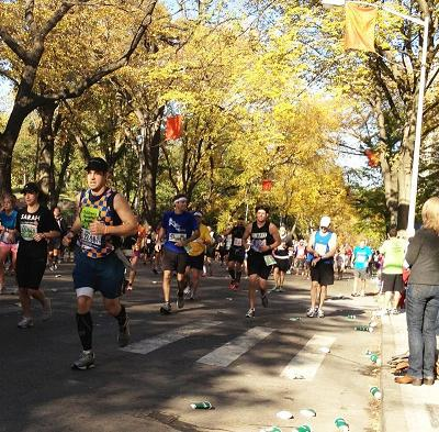 """""""Run for Teens"""" is warming up for the 2012 ING NYC Marathon"""