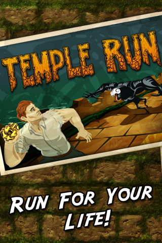RUN FOR YOUR LIFE! Inside the Hottest iPhone App, Temple Run…