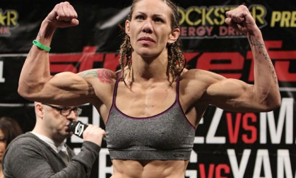 """Meet Cris Cyborg — """"The Scariest Woman in MMA"""" – LatinTRENDS com"""