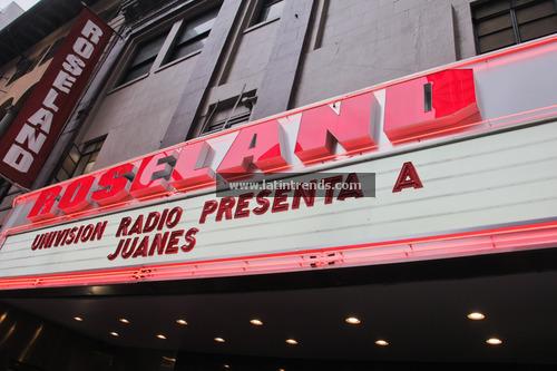 Exclusive @Juanes in Concert in NYC! [PHOTOS]