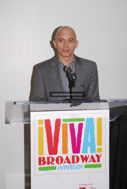 THE BROADWAY LEAGUE (@TheBwayLeague) LAUNCHES VIVA BROADWAY [PHOTOS]
