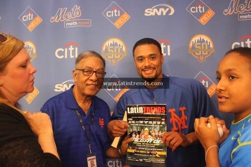New York @Mets 50th Anniversary Press Conference w/ Johan Santana @johansantana [PHOTOS]