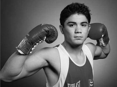 Youngest Boxer from East L.A Heading to the London Olympic Games