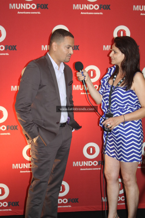 Photos of #MundoFox concert with Victor Manuelle