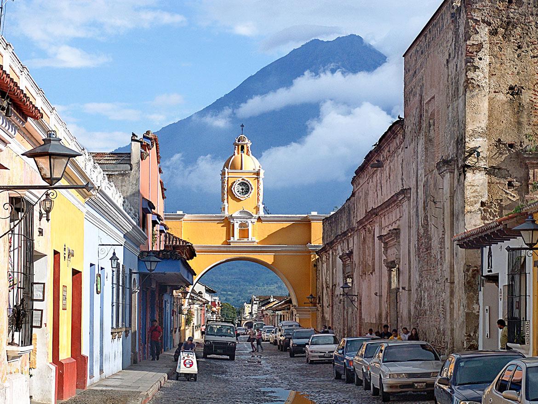 Semuc, Champey, Guatemala