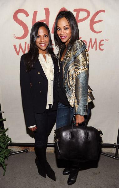 Saldana Sisters Take Up Production