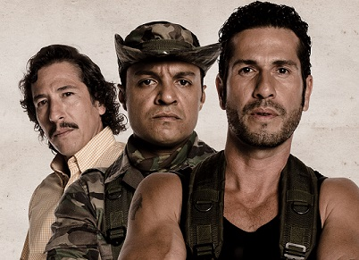 "MUNDOFOX PREMIERES NEW ORIGINAL SERIES ""LOS 3 CAÍNES"" ON TUESDAY, MARCH 5"