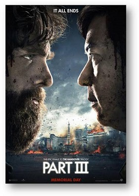 The Official Teaser Debut of THE HANGOVER PART III