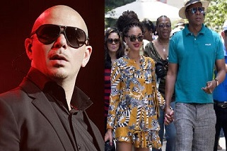 "@Pitbull Song ""Open Letter"" Supports Jay-Z/Beyonce's Cuba Trip"