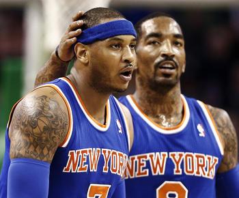 2013 NBA Playoffs: Knicks beat Celtics 90-76 in Game 3, lead series 3-0