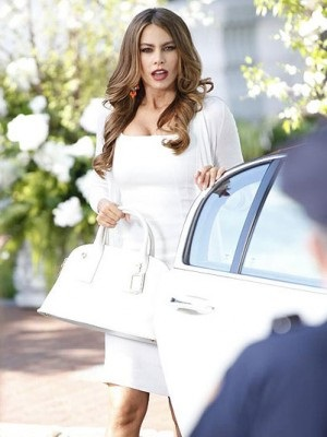 Sofia Vergara Stars In New Telenovela