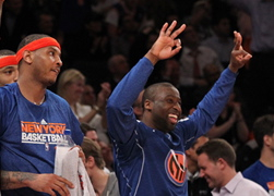 2013 NBA Playoffs: Knicks blow out Pacers 105-79 in Game 2