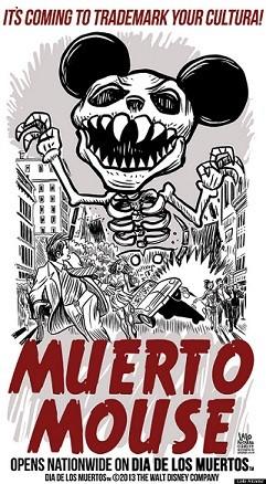 """Disney Backs Down on """"Dia de los Muertos"""" Trademark"""