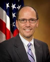 Only Latino to Serve in President's Cabinet as Secretary of Labor