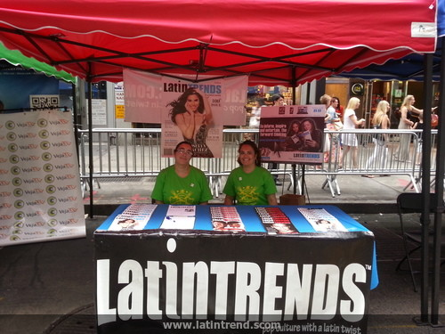 LatinTRENDS at Brazilian Day 2013