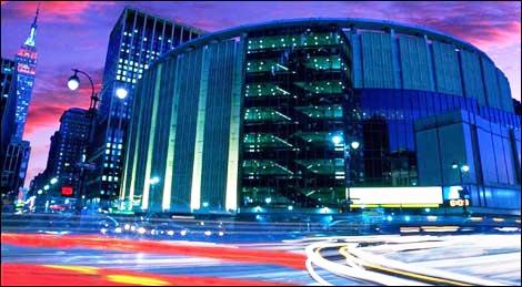 MADISON SQUARE GARDEN TO UNVEIL  FULLY TRANSFORMED ARENA ON OCTOBER 24 AT 11AM