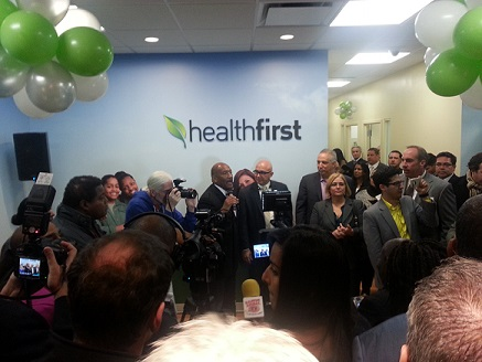 Healthfirst Community Office Opens in Washington Heights