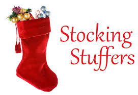 The Stocking Stuffer Gift Guide—Non-traditional that is
