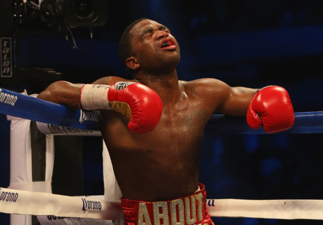 "Argentinian boxer proves to be a solution to Adrien ""The Problem"" Broner"