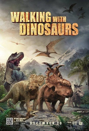 WALKING WITH DINOSAURS IN THEATERS DEC. 20