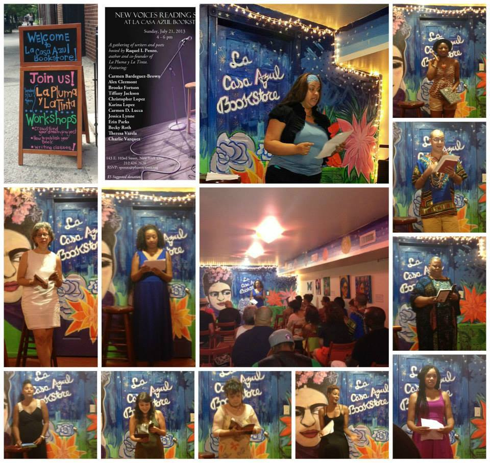La Pluma y La Tinta Writer's Group Celebrates its 5th Anniversary