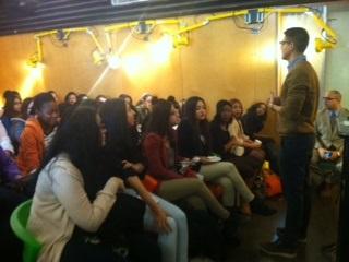 Latino Leadership Institute Presents:  Latino Youth Impress at Viacom Event