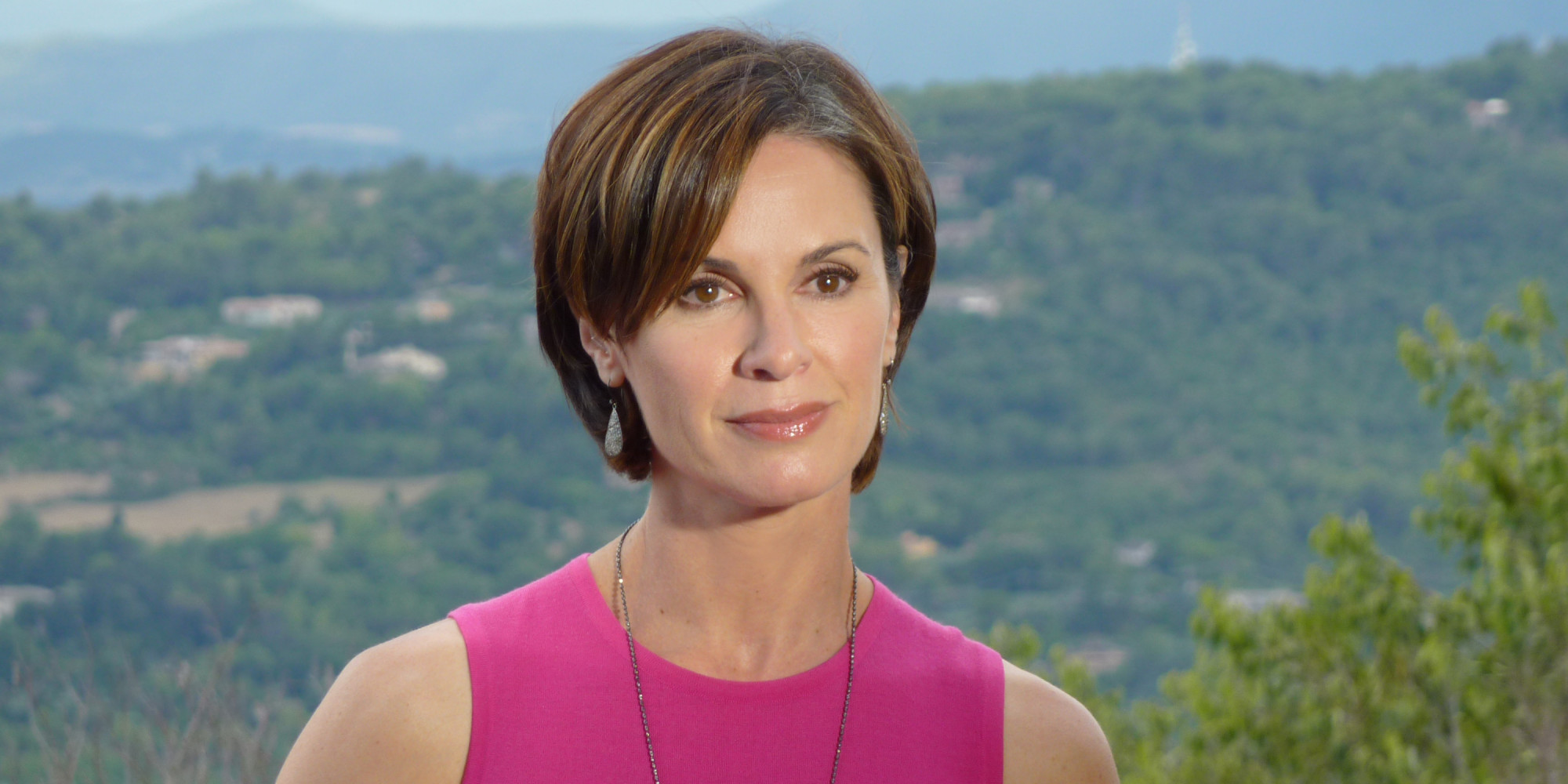 elizabeth vargas. last friday, in an interview with george stephanopoulos, elizabeth vargas openly shared her struggle alcoholism. the interview, which aired on good