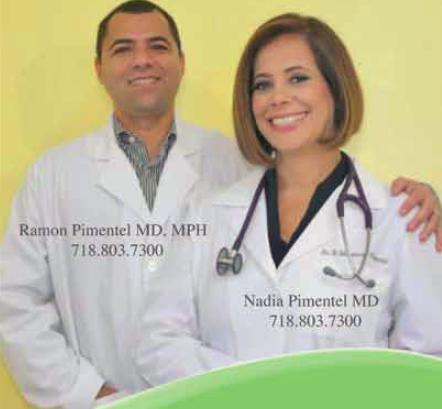 Saludos con los Drs. Pimentel: B12... Bingo!