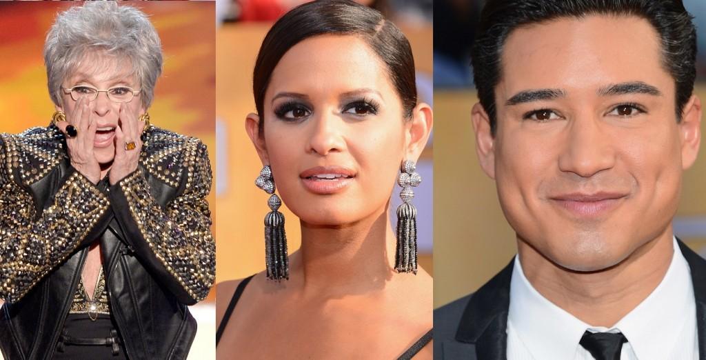 SAG Awards 2014 - LatinTRENDS Latino Celebrity Edition Fashion Recap