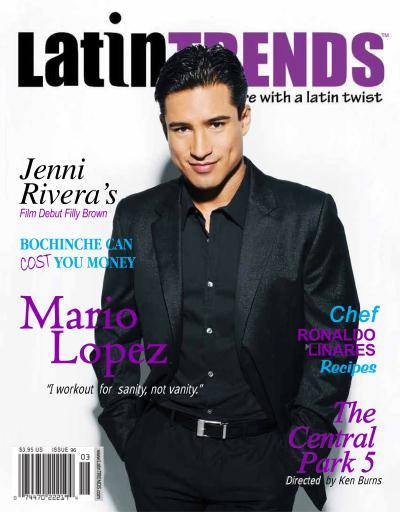 Mario Lopez: I Workout for Sanity, Not Vanity