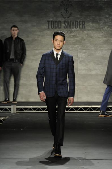 Mercedes-Benz Fashion Week Fall 2014 – Todd Snyder (Menswear)