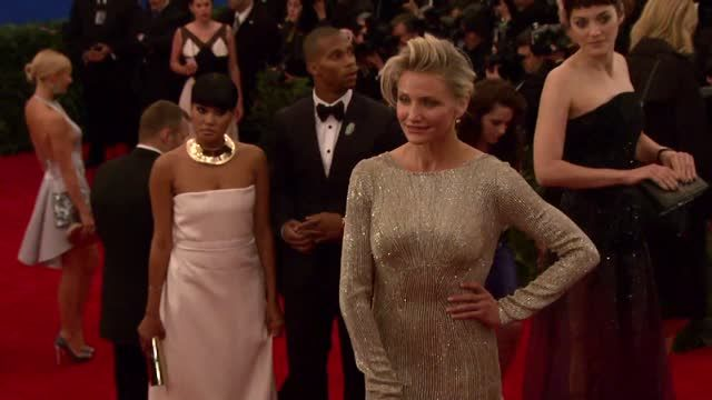 VIDEO: Latina Star Cameron Diaz Is Into Women