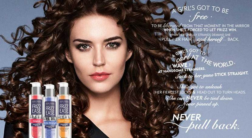 John Frieda Frizz Ease is Creating a Movement to Inspire Women to put Best Hair & Self Forward