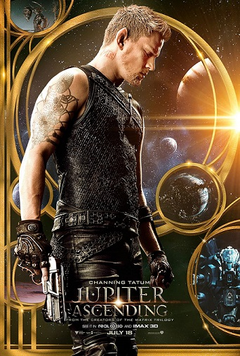 JUPITER ASCENDING In Theaters July 18