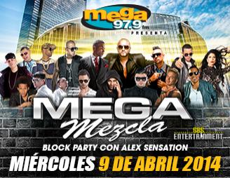 La Mega Mezcla Live Featuring Alex Sensation & Friends Recap