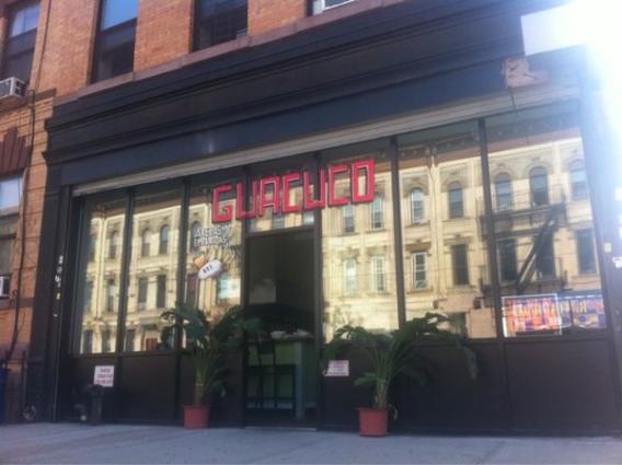 Spanish Restaurants NYC: Arepera Guacuco