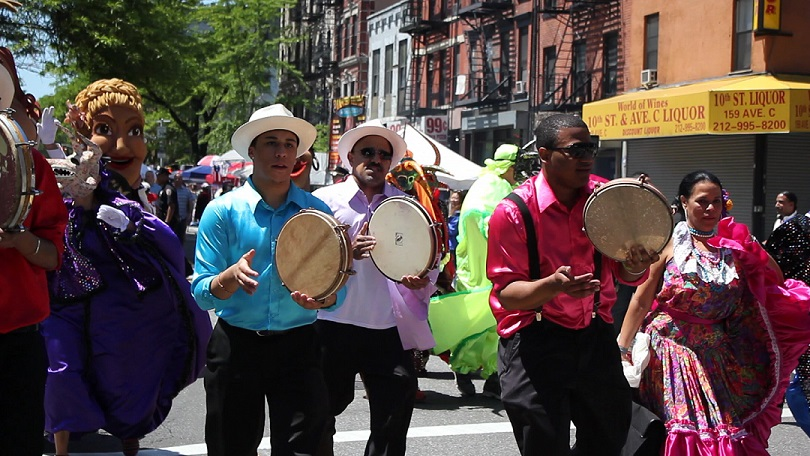 The Loisaida Fest Transformed the Lower East Side!