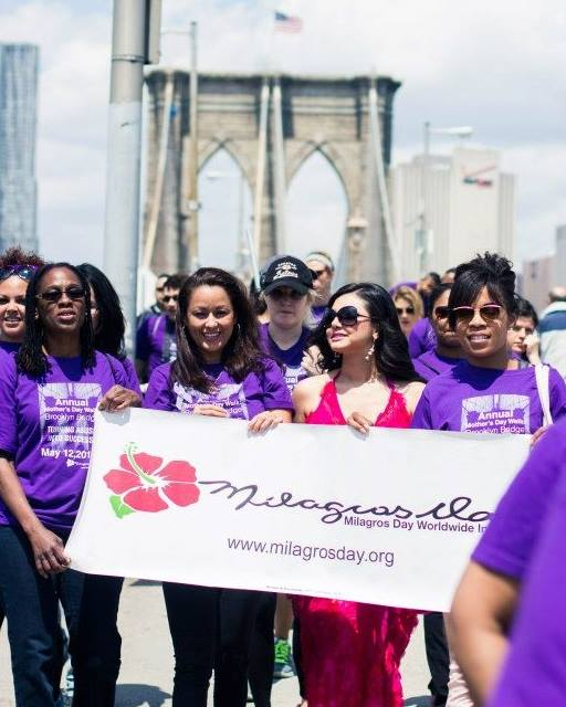 Third Annual Mothers Day Walk